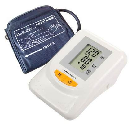 Click to know more Digital Blood Pressure Monitor