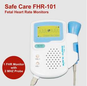 FHR 101 Fetal Doppler Heart Rate Monitors 2