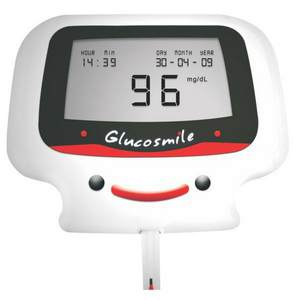 Click to know more Glucosmile Glucometer