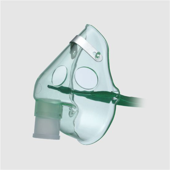 Click to know more Nebuliser Face Mask